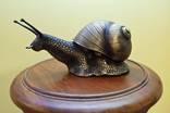 Бронзовая статуэтка ''Улитка''