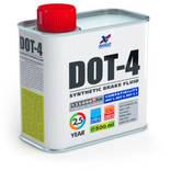 Тормозная жидкость (XADO) DOT-4 - 500мл.