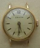 Наручные женские часы ZENITH Золото 750 пр. 18 к. Вес - 4,05 гр. photo 1