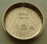 Наручные женские часы ZENITH Золото 750 пр. 18 к. Вес - 4,05 гр. photo 3