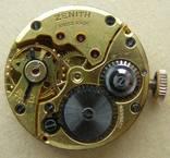 Наручные женские часы ZENITH Золото 750 пр. 18 к. Вес - 4,05 гр. photo 5