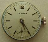 Наручные женские часы ZENITH Золото 750 пр. 18 к. Вес - 4,05 гр. photo 6