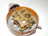 Часы будильник ссср янтарь 7857 photo 9