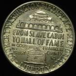 США 1-2 доллара 1946 Unc Букер Вашингтон