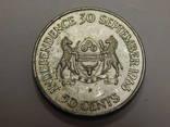 50 центов, 1966 г Ботсвана photo 1