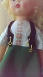 Кукла ссср, большая, на резинках, глаза смотрят вправо, лево photo 3