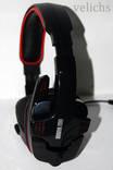 Игровые наушники Eagle Warrior 501 с микрофоном и регулятором громкости photo 4