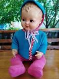 Пупс, младенец СССР 60-х годов photo 1