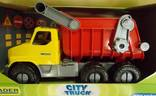 WADER Большой грузовик Самосвал photo 1