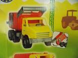 WADER Большой грузовик Самосвал photo 6