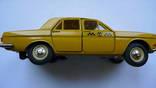 ГАЗ 24 А14 (такси) photo 5