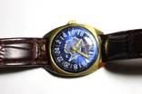 Часы ракета 24 часа, Советская Антарктическая Экспедиция позолота