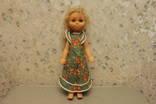 Кукла СССР с говорилкой 43 см, фото №2