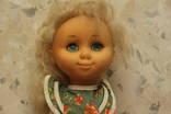 Кукла СССР с говорилкой 43 см, фото №3