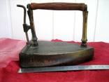 Старовинна велика бронзова праска - № 10 photo 3