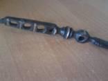 Ключ Мушкетный ( Украшен Желтым Металом), фото №2