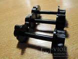 Крепежный винт 3 ШТ катушки к штанге 6 мм с гайкой.(Minelab, X-terra 705 и др)