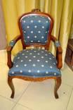 Кресло деревянное Индонезия