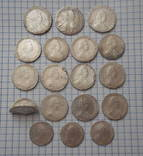 Кошель серебра Екатерины II, повторно в связи с не выкупом .лота. photo 2