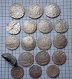 Кошель серебра Екатерины II, повторно в связи с не выкупом .лота. photo 3