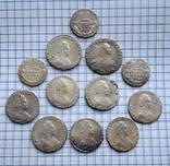 Кошель серебра Екатерины II, повторно в связи с не выкупом .лота. photo 11