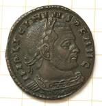Лициний 313г. фоллис. photo 1