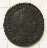 Лициний 313г. фоллис. photo 6