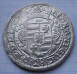 Гульден (флорин) - 28 стуберов (2/3 талера), Йевер (Jever) под Ольденбургом Б/Д (ок.1640) photo 2
