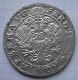 Гульден (флорин) - 28 стуберов (2/3 талера), Йевер (Jever) под Ольденбургом Б/Д (ок.1640) photo 3