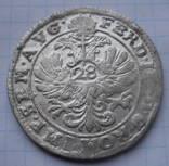 Гульден (флорин) - 28 стуберов (2/3 талера), Йевер (Jever) под Ольденбургом Б/Д (ок.1640) photo 4