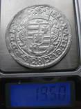 Гульден (флорин) - 28 стуберов (2/3 талера), Йевер (Jever) под Ольденбургом Б/Д (ок.1640) photo 5