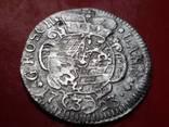 3 гроша 1723 год