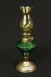Керосиновая лампа. Стеклянная. Гон Конг (00938)