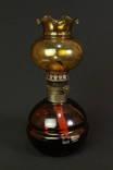 Керосиновая лампа. Стеклянная. Гон Конг (00939)