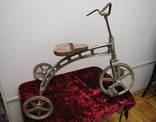 Велосипед детский старинный