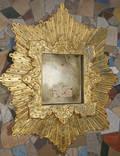 Большой 51х89 см оклад киот Почаевской Божией Матери