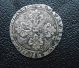 Генрих 3(1574-1589) 1\2 Франка.Чекан Тулузы
