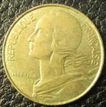 20 сантимів Франція 1988, фото №3