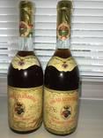 2 бутылки вина Токай