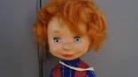 Кукла Буратино СССР с этикеткой лот №2
