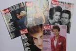 Журналы Paris Match 1991-92 годов на французком языке