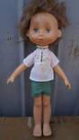 Кукла мальчик СССР