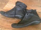 Wolky - кожаные кроссы .разм. 41