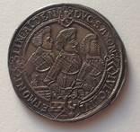 Талер. Саксония 1623г. Иоганн Филипп и братья photo 2