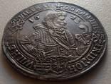 Талер. Саксония 1623г. Иоганн Филипп и братья photo 3