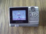 Цифровой фотоаппарат OLIMPUS FE-130. 5,1 Mp с чехлом. photo 2