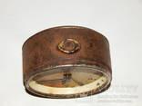 Часы будильник 3-й московский часовой завод 6836 photo 3