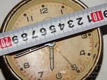 Часы будильник 3-й московский часовой завод 6836 photo 5