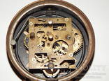 Часы будильник 3-й московский часовой завод 6836 photo 6