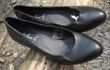 Классические туфли на маленьком каблучке Anniе 38 размер, фото №2